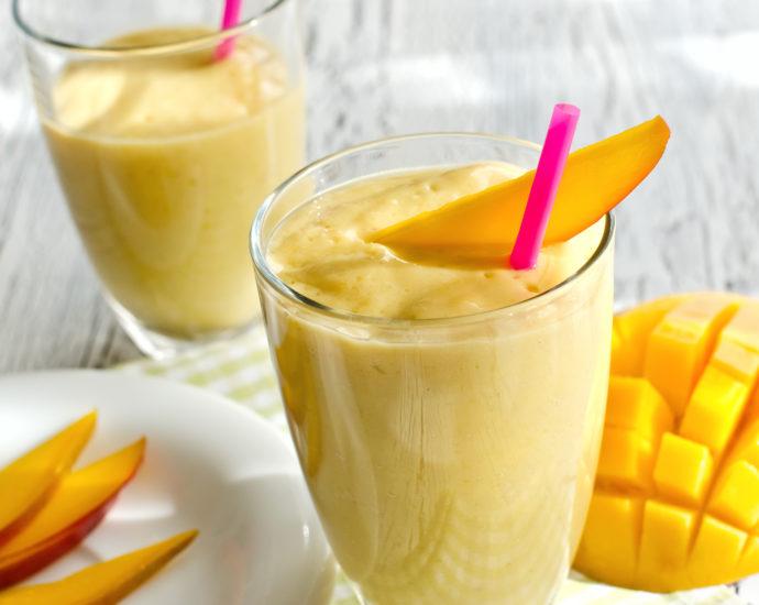 Frozen Mango Smoothie Recipe