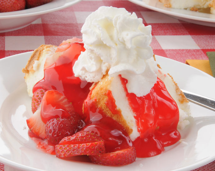 Old Fashioned Strawberry Shortcake recipe
