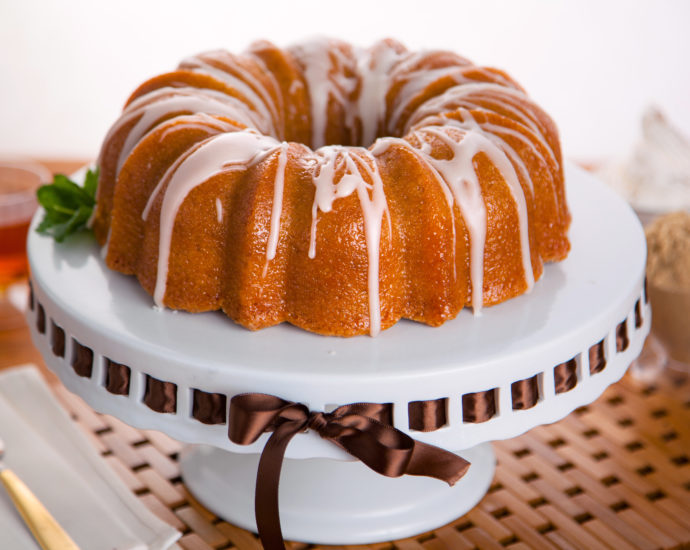 Rum Bundt Cake From Scratch