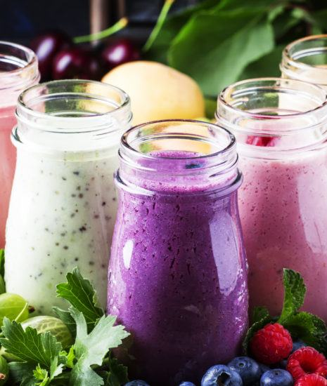 Blending Fabulous Smoothies